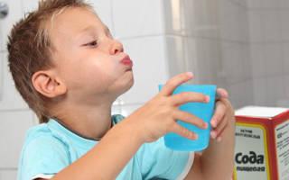 Чем лечить язвы во рту у ребенка