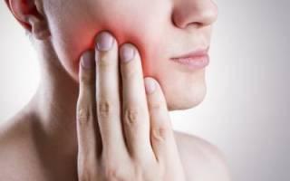 Удалили корень зуба болит десна