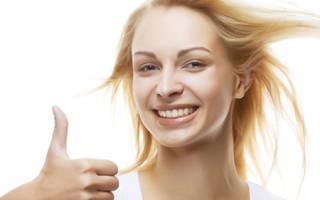 Чистка зубов перекисью водорода