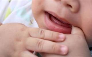 Режутся зубки чем обезболить