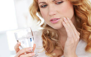 Чувствительные зубы что делать в домашних условиях