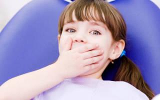 Таблетка от зубной боли ребенку