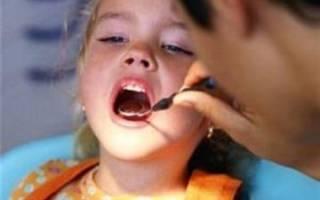 Серебрение зубов у детей комаровский