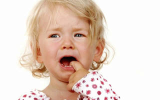 Чем лечить гингивит у ребенка 2 года
