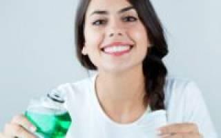 Фурацилин для полоскания десен