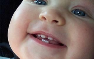 Температура у ребенка из за зубов