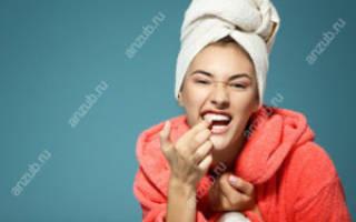 Чешутся зубы при беременности
